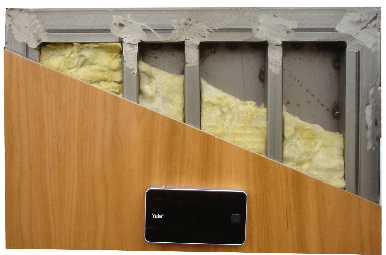 Aislamiento termoac stico lana de roca for Aislamiento lana de roca